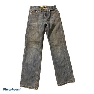 Levi's 550 Relaxed boys size 12 slim